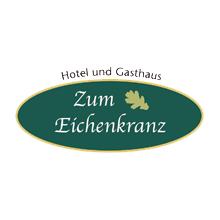 Logo von Hotel zum Eichenkranz