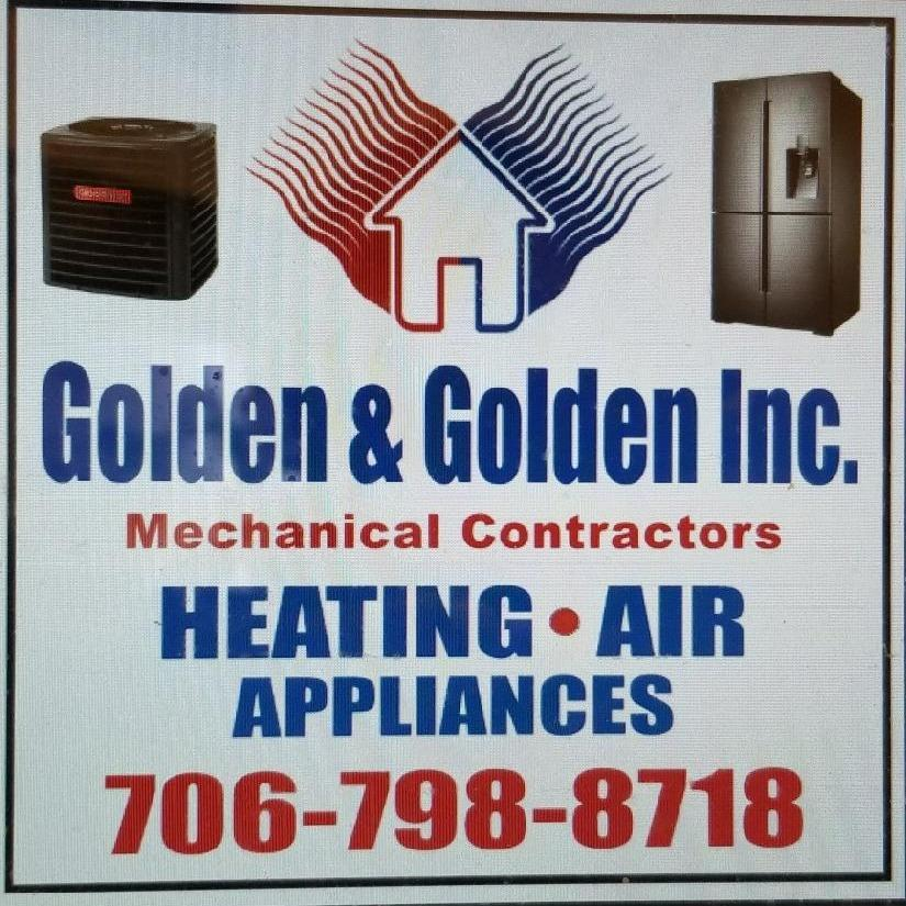 Golden & Golden Heating, Air and Appliance image 2