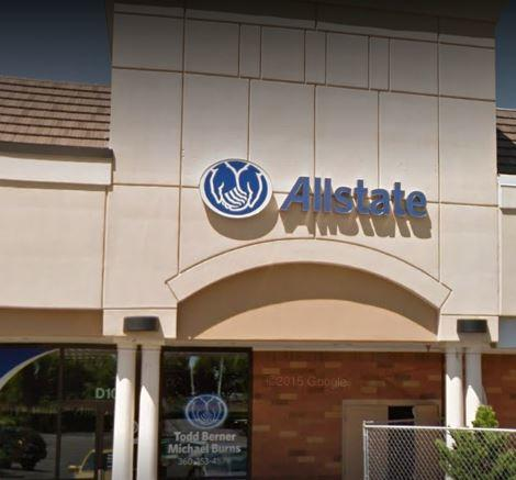 Allstate Insurance Agent: Todd Berner image 1