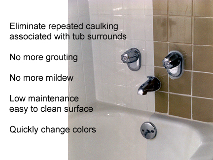 THERMOGLAZE BATHTUB REFINISHING image 2
