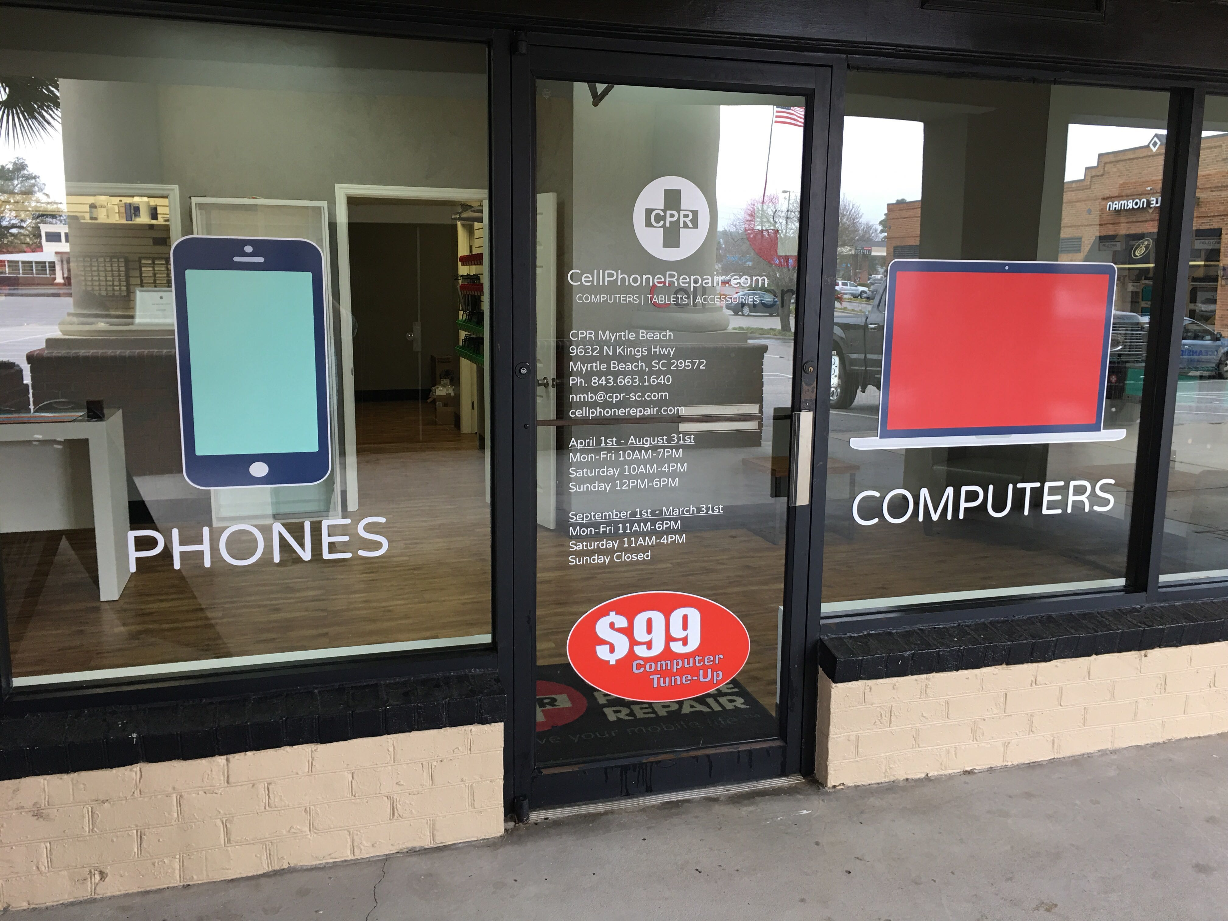 CPR Cell Phone Repair North Myrtle Beach image 4
