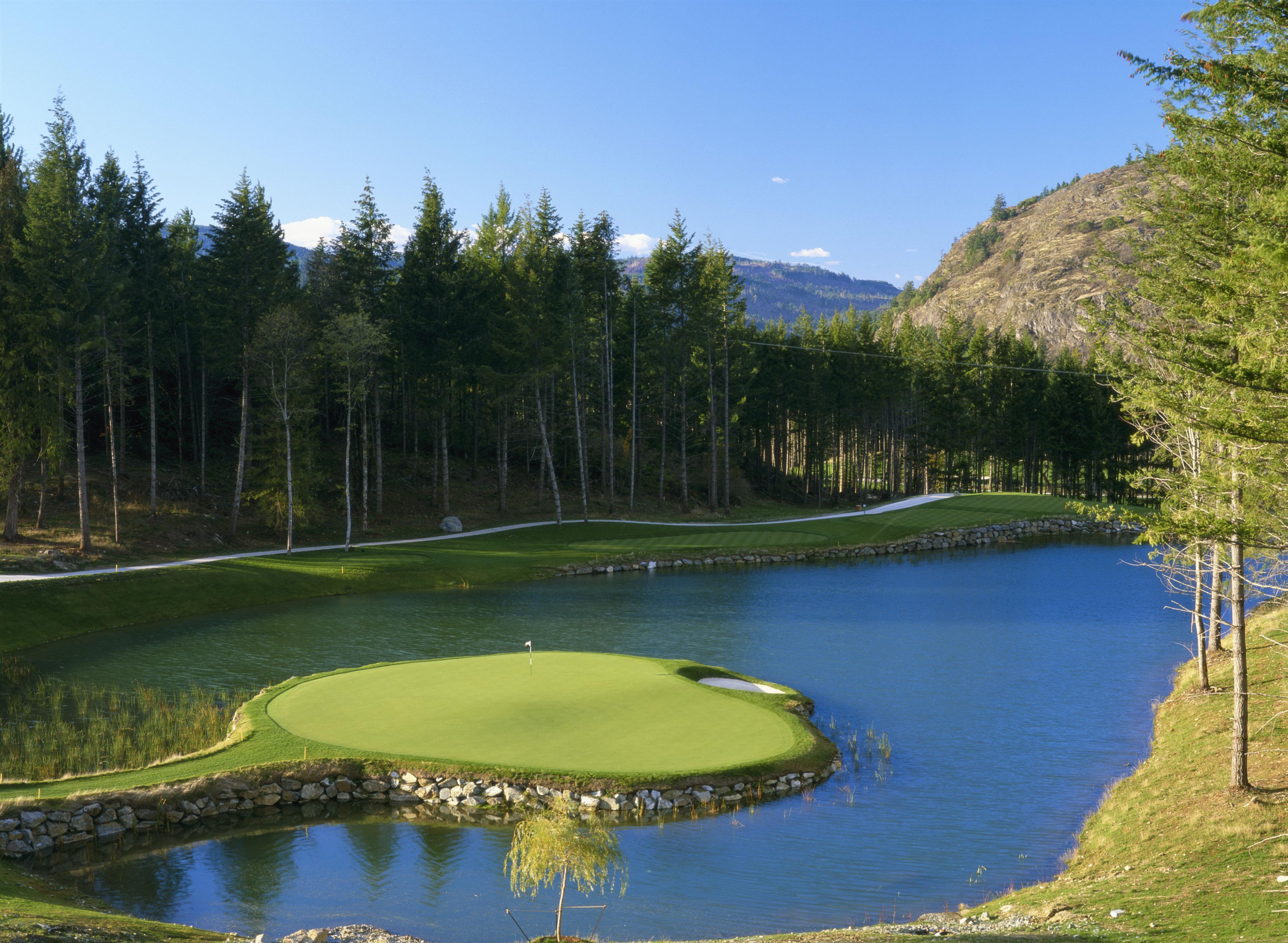 The Westin Bear Mountain Golf Resort & Spa, Victoria in Victoria: Mountain Hole #11