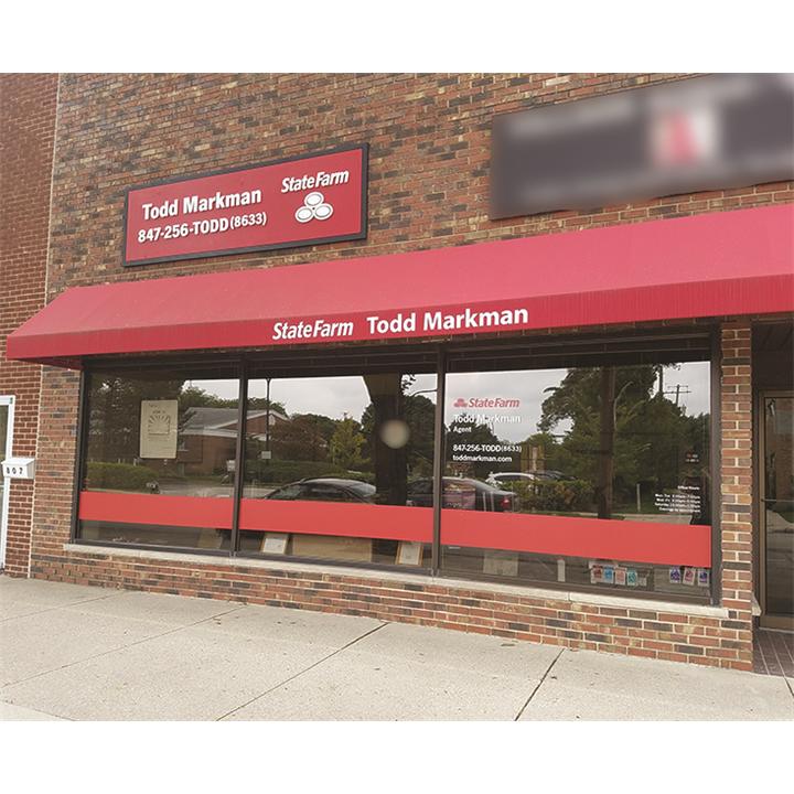 Todd Markman - State Farm Insurance Agent image 1