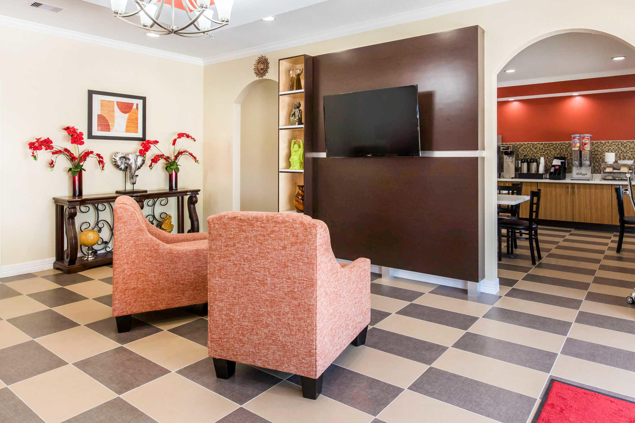 Econo Lodge Inn & Suites Spring - Houston North image 3