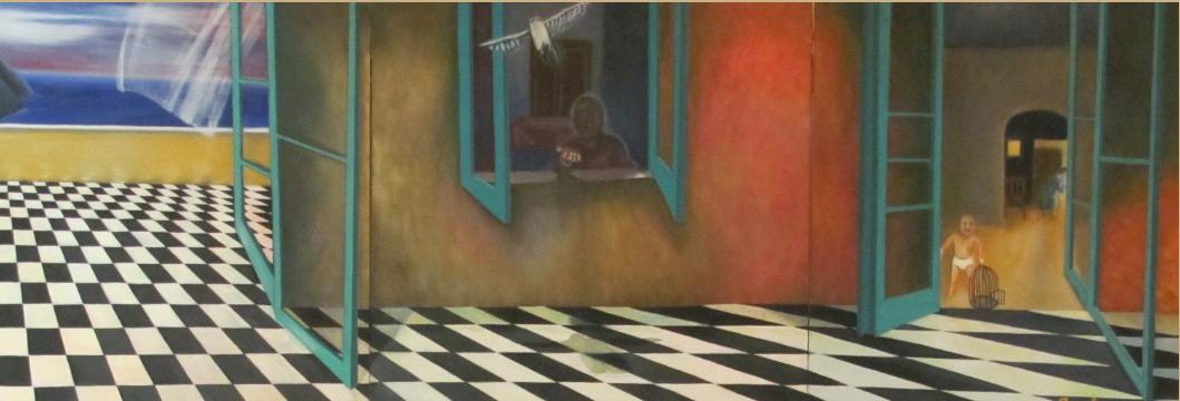 Art as Therapy, Gloria De Pietro, LCAT image 0