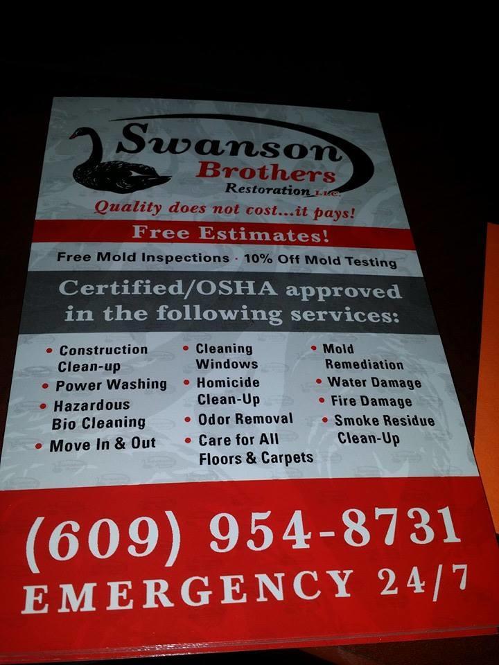 Swanson Brothers Restoration image 5