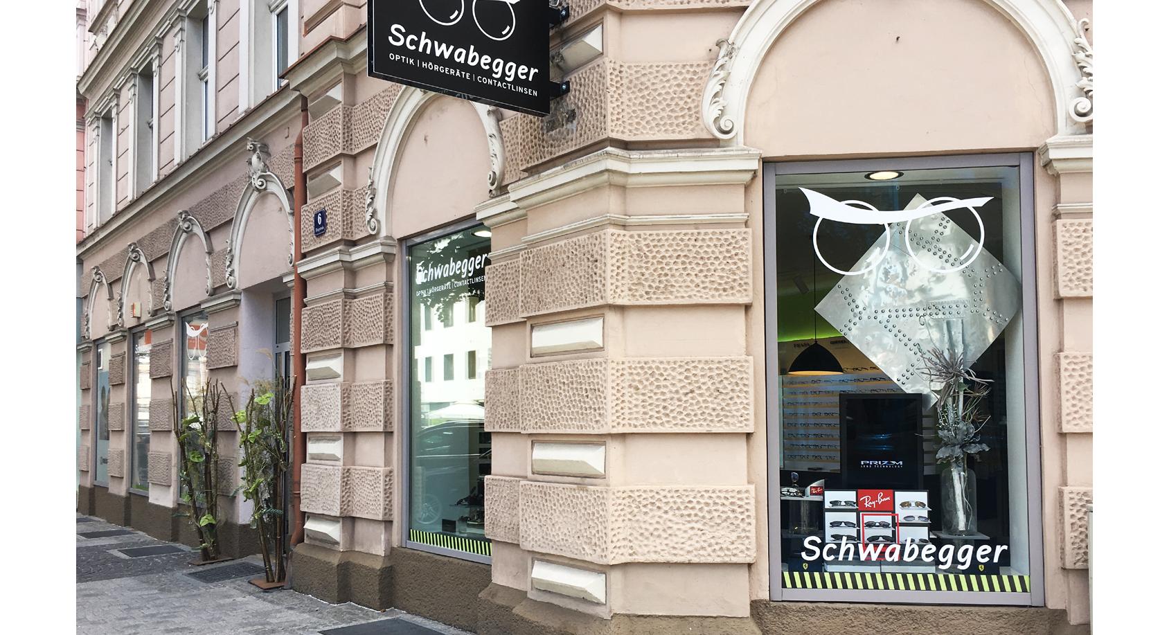 Optik Schwabegger KG - Sehen