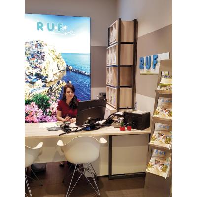 R.U.F Touristik GmbH, Brauhausstraße 1 in Dortmund