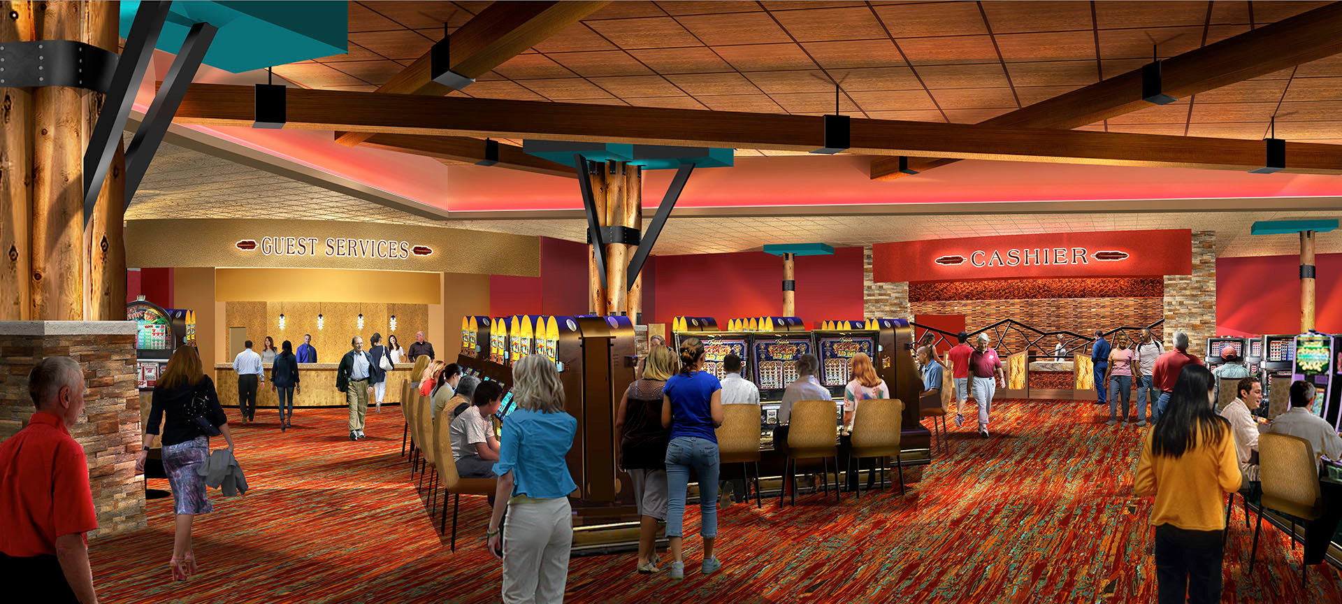 Shoshone Rose Casino and Hotel image 2