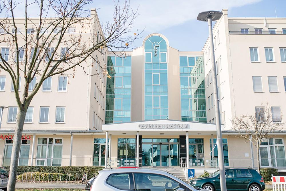 Zahnarztpraxis Dr. Heike Strobel, Albert-Einstein-Str. 2 in Berlin