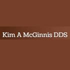 Kim A McGinnis DDS