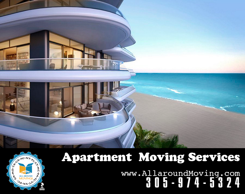 All Around Moving Services Company, Inc image 2