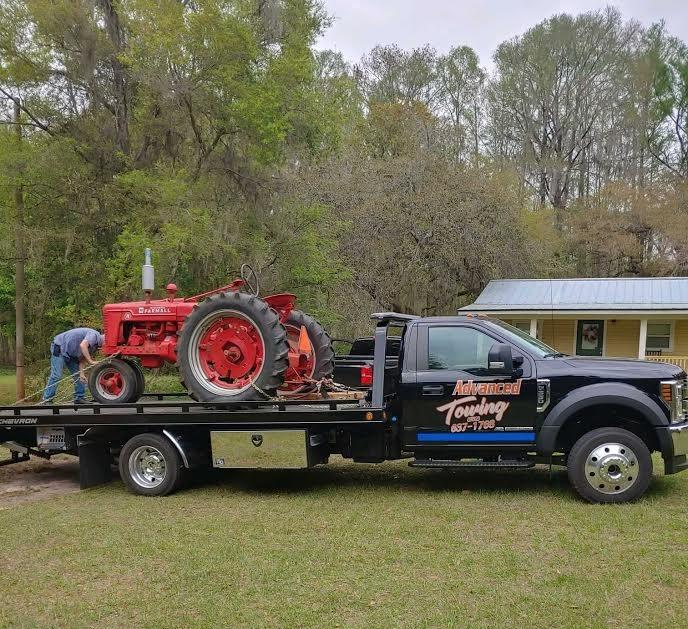 Advanced Towing image 27