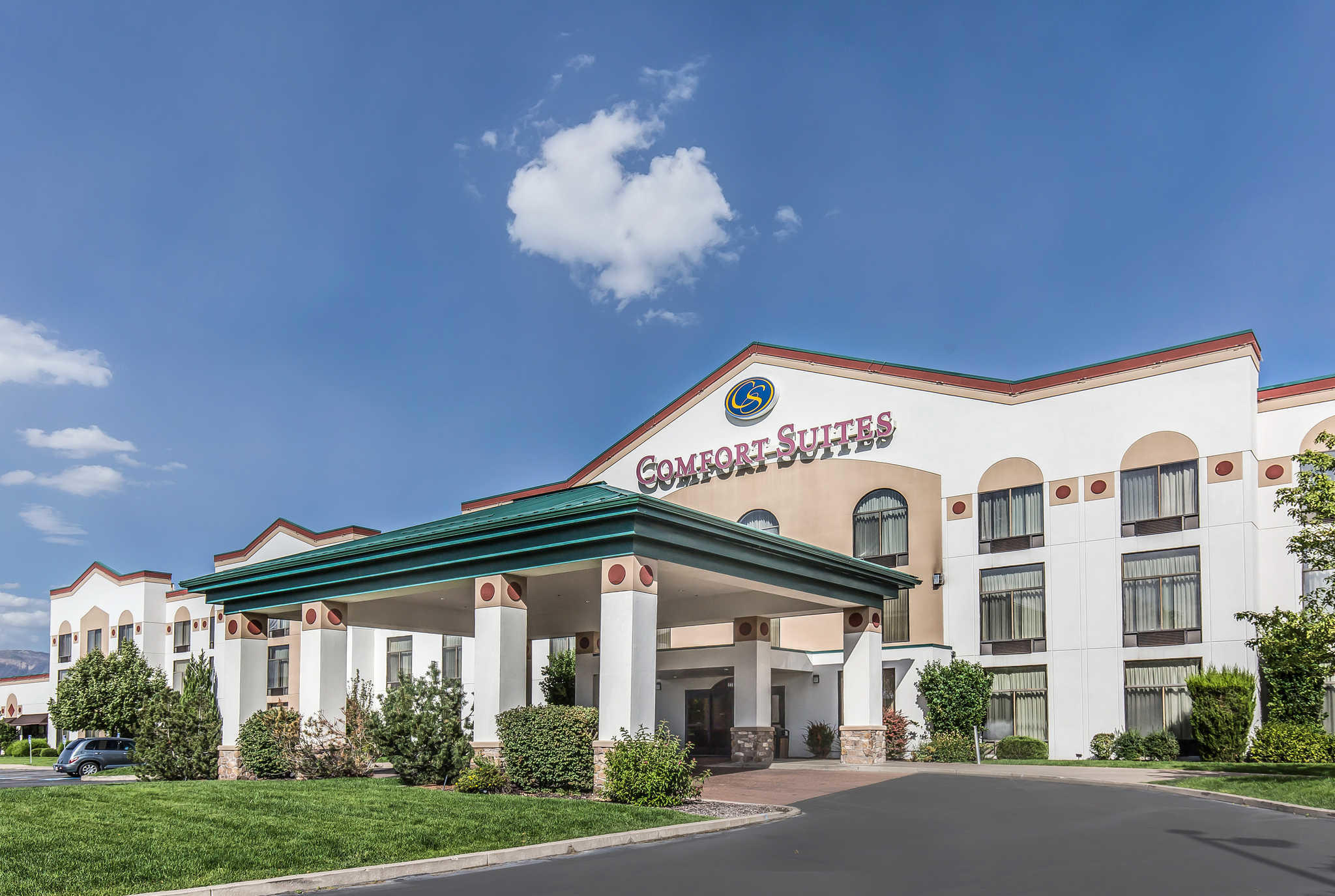 Comfort Suites Ogden Ut Business Page