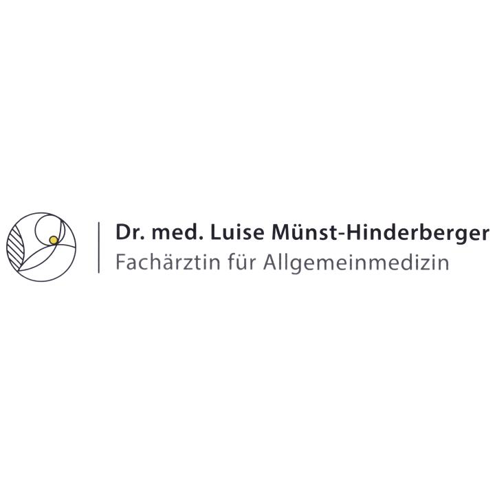 Logo von Dr. med. Luise Münst-Hinderberger Fachärztin für Allgemeinmedizin