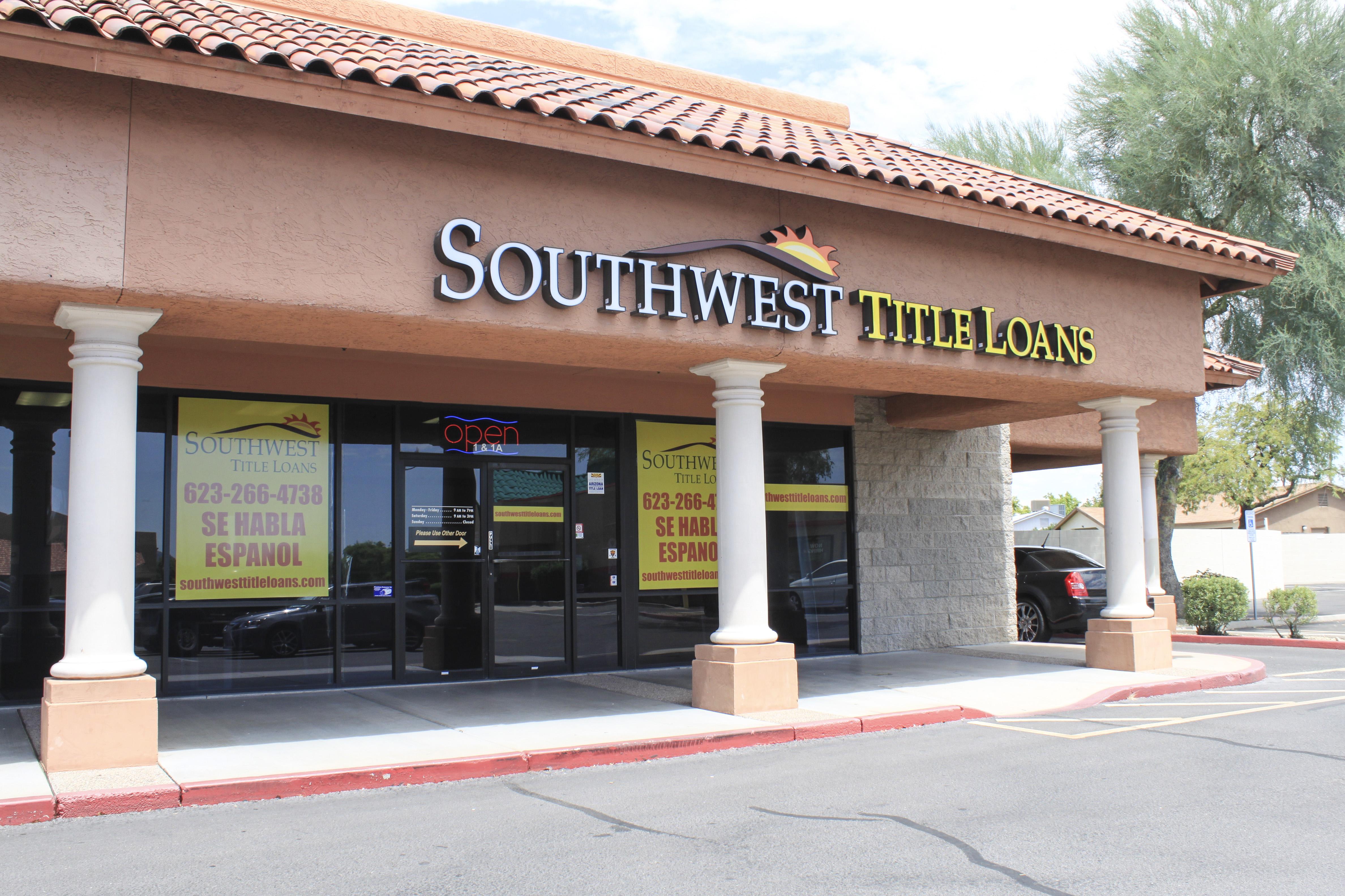 Southwest Title Loans image 0