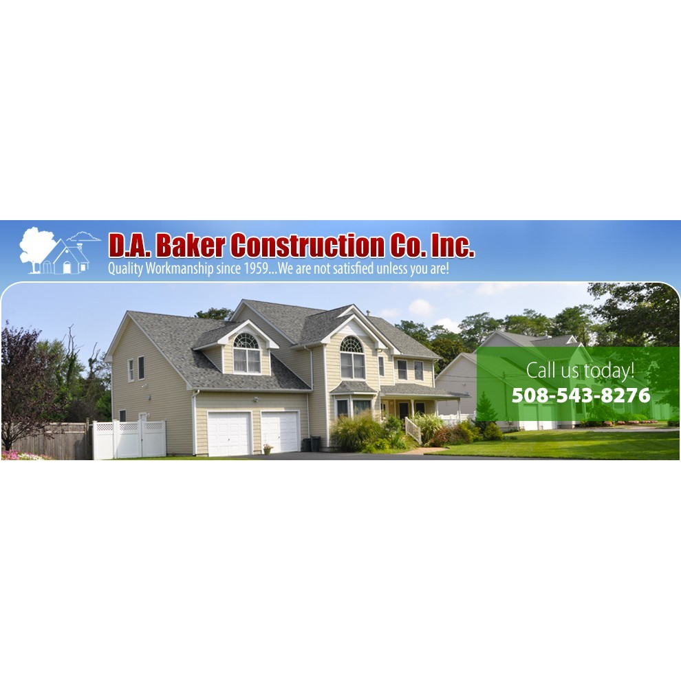 d a baker construction co foxborough ma business profile. Black Bedroom Furniture Sets. Home Design Ideas
