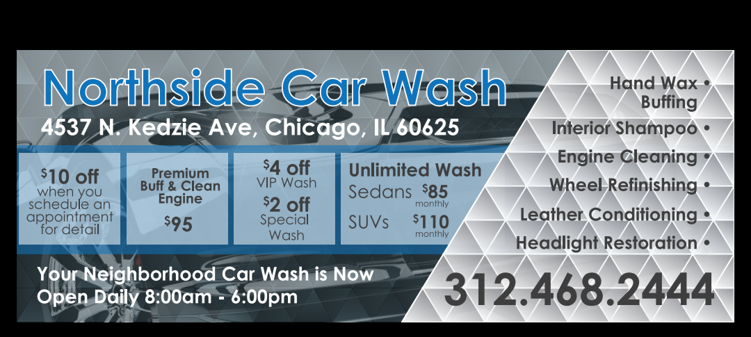 Car Detailing Services Near Me >> NorthSide Car Wash Coupons near me in Chicago | 8coupons