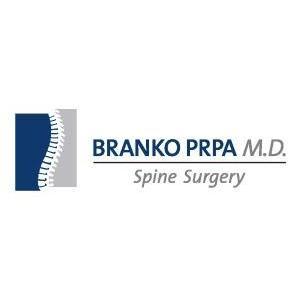 Branko Prpa MD - Spine Surgery