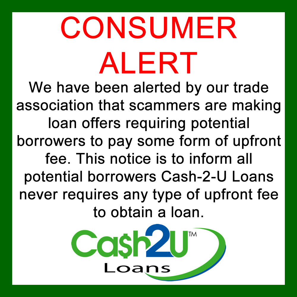 Cash-2-U Loans image 0