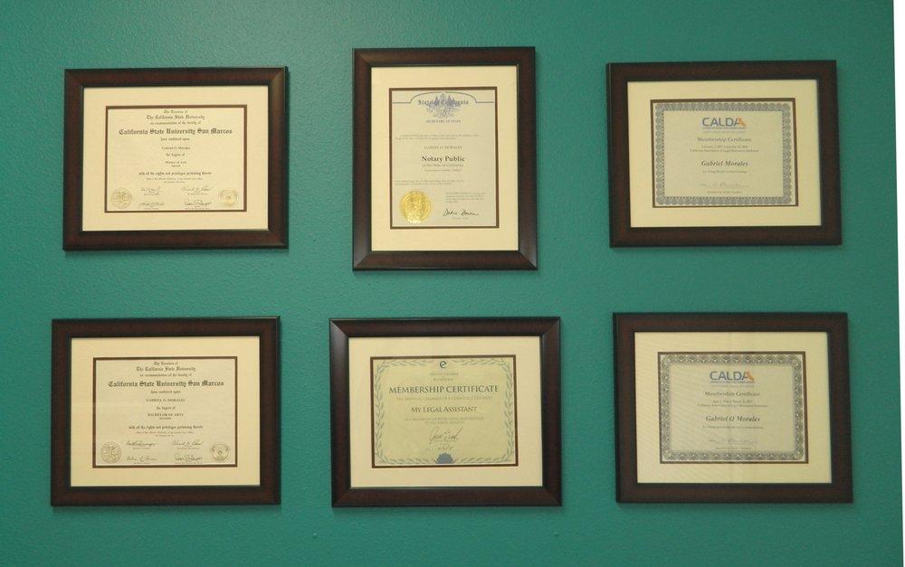 My Legal Assistant 207 Main St Suite A Vista Ca Lawyers Mapquest