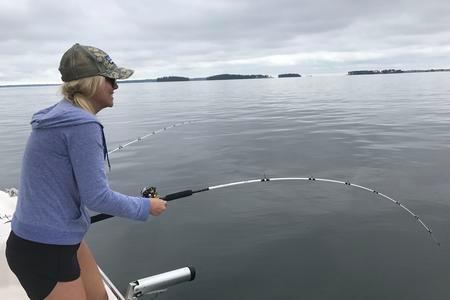 Playin Hooky Fishing Guide Service image 0