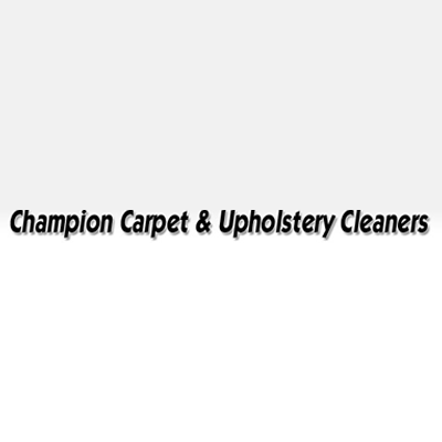 Champion Carpet & Upholstery Cleaners image 1