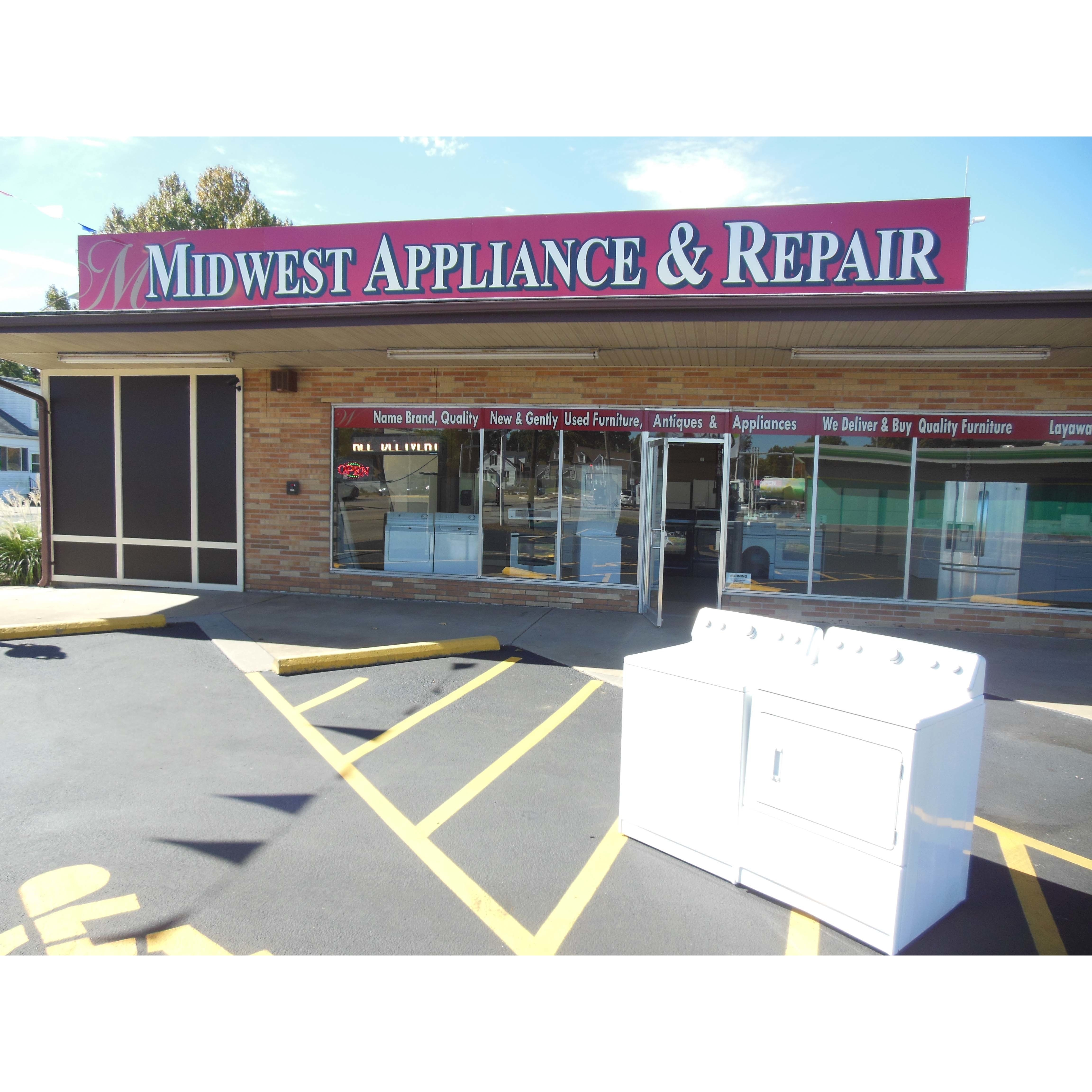 Midwest Used Appliance & Repair