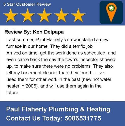Paul Flaherty Plumbing & Heating Co., Inc. image 0