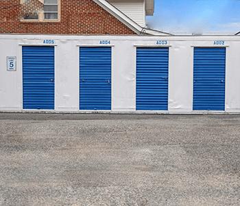 Store Space Self Storage