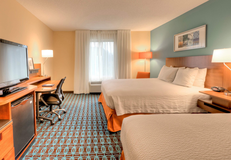 Fairfield Inn & Suites by Marriott Raleigh Crabtree Valley image 9