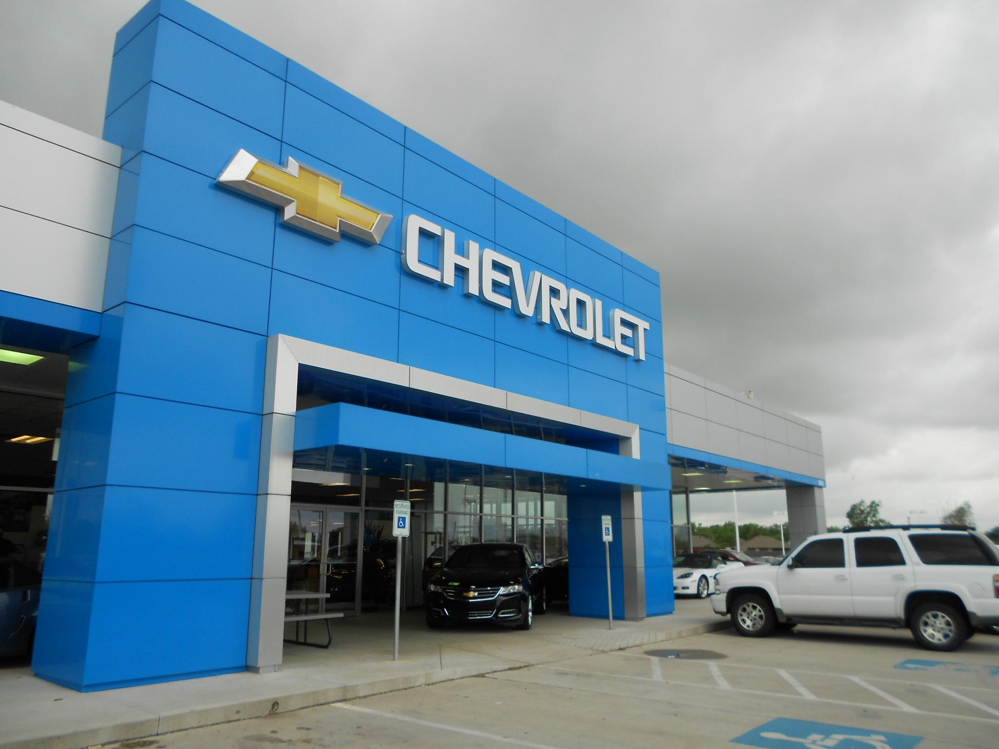 Smicklas Chevrolet in Oklahoma City, OK - (405) 943-5...