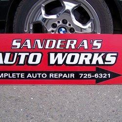 Sandera's Auto Works