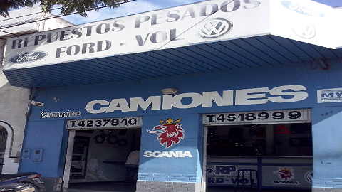 FORD - VOL REPUESTOS PESADOS
