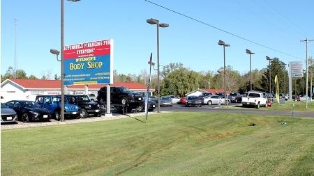 Mcfadden friendly motors south haven mi company page for Mcfadden motors south haven michigan