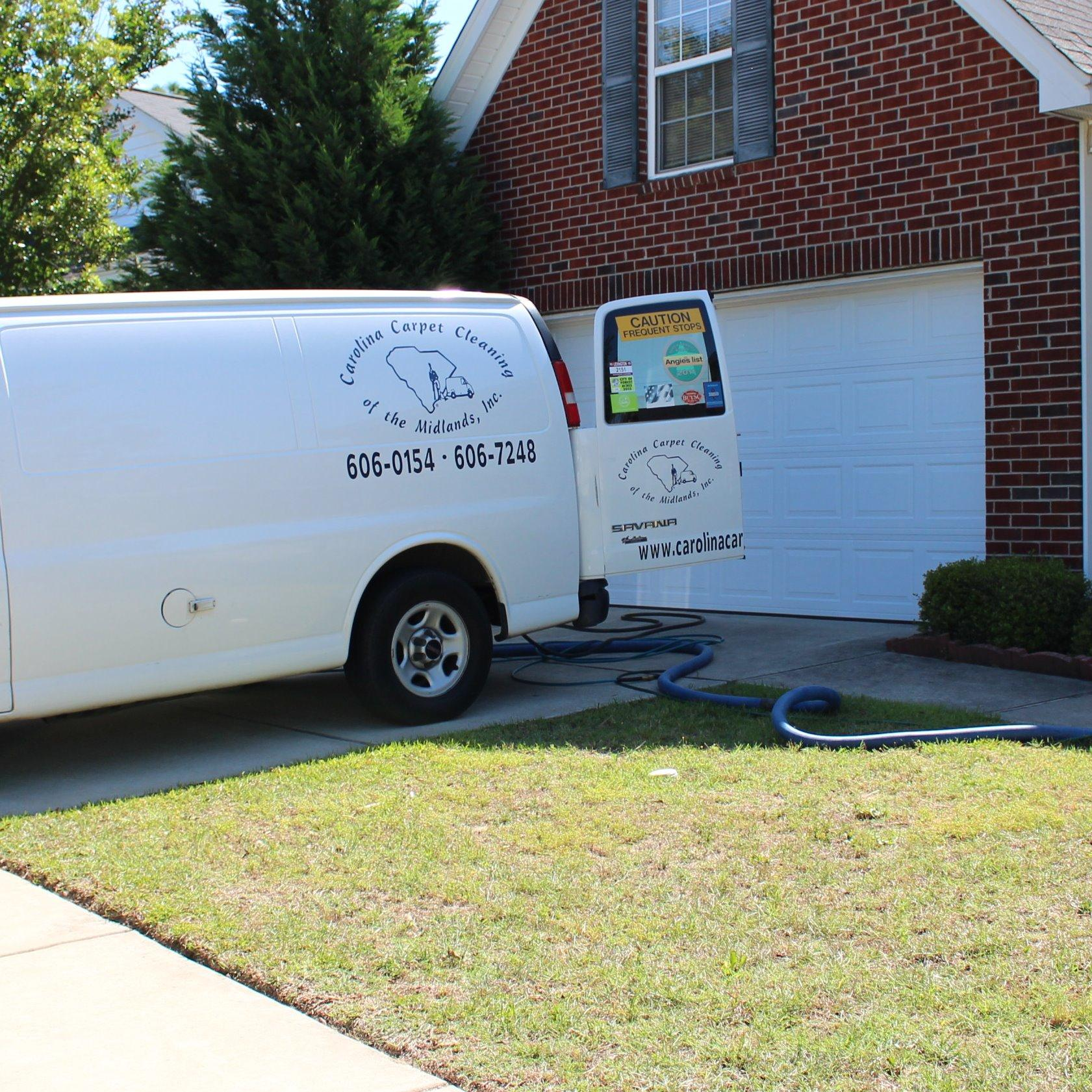 Carolina Carpet Cleaning of the Midlands, Inc.