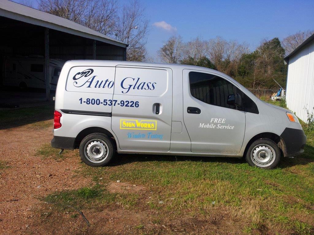C M Auto Glass, Inc. & SignWorks image 1