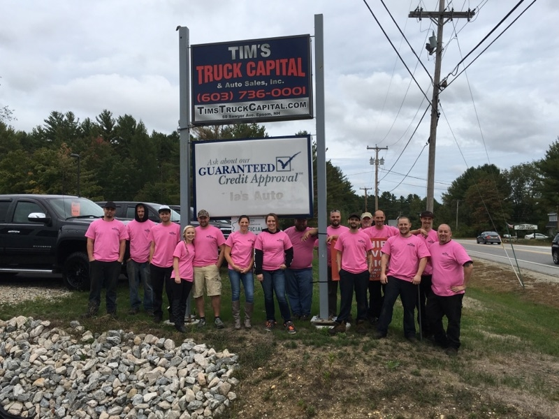 Tim S Truck Capital Amp Auto Sales Inc In Epsom Nh 03234 Citysearch