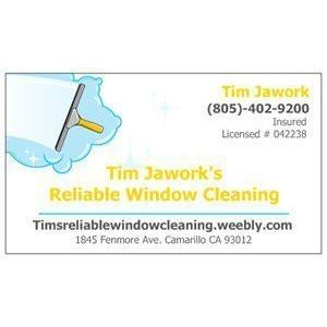 Tim Jawork Reliable Cleaning Service