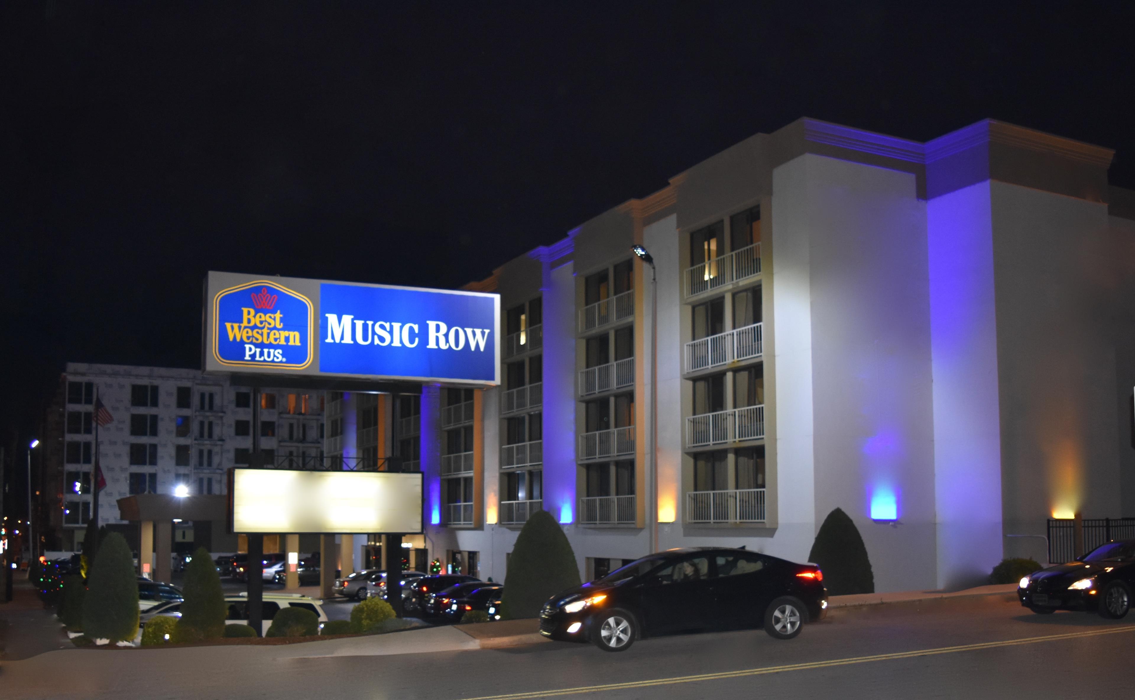Best Western Hotel Music Row Nashville
