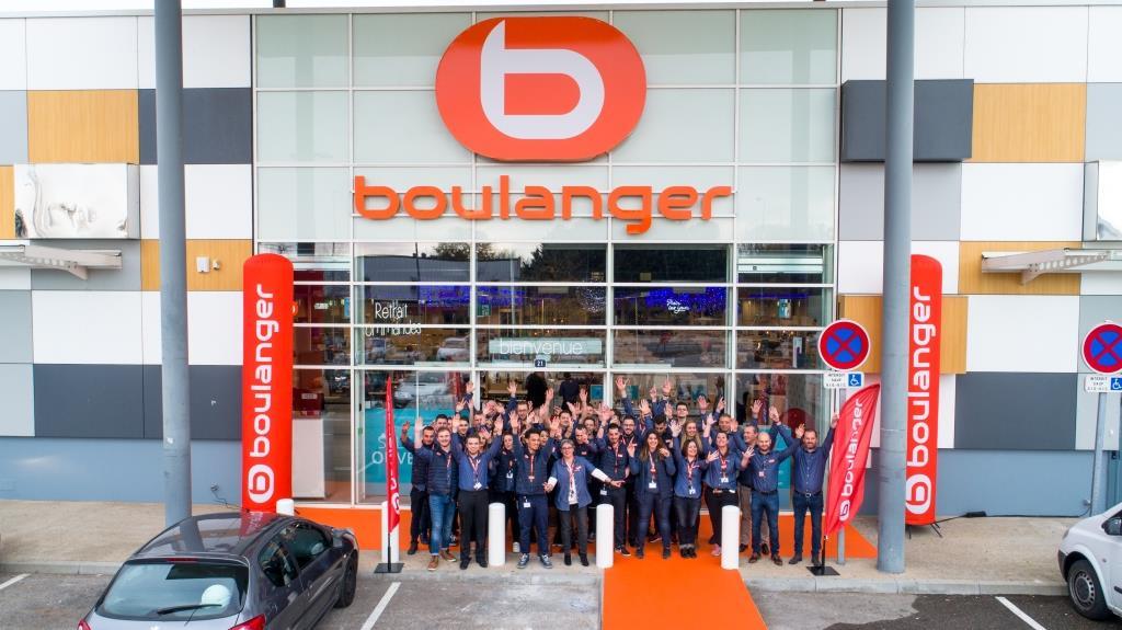 Boulanger Bourg en Bresse