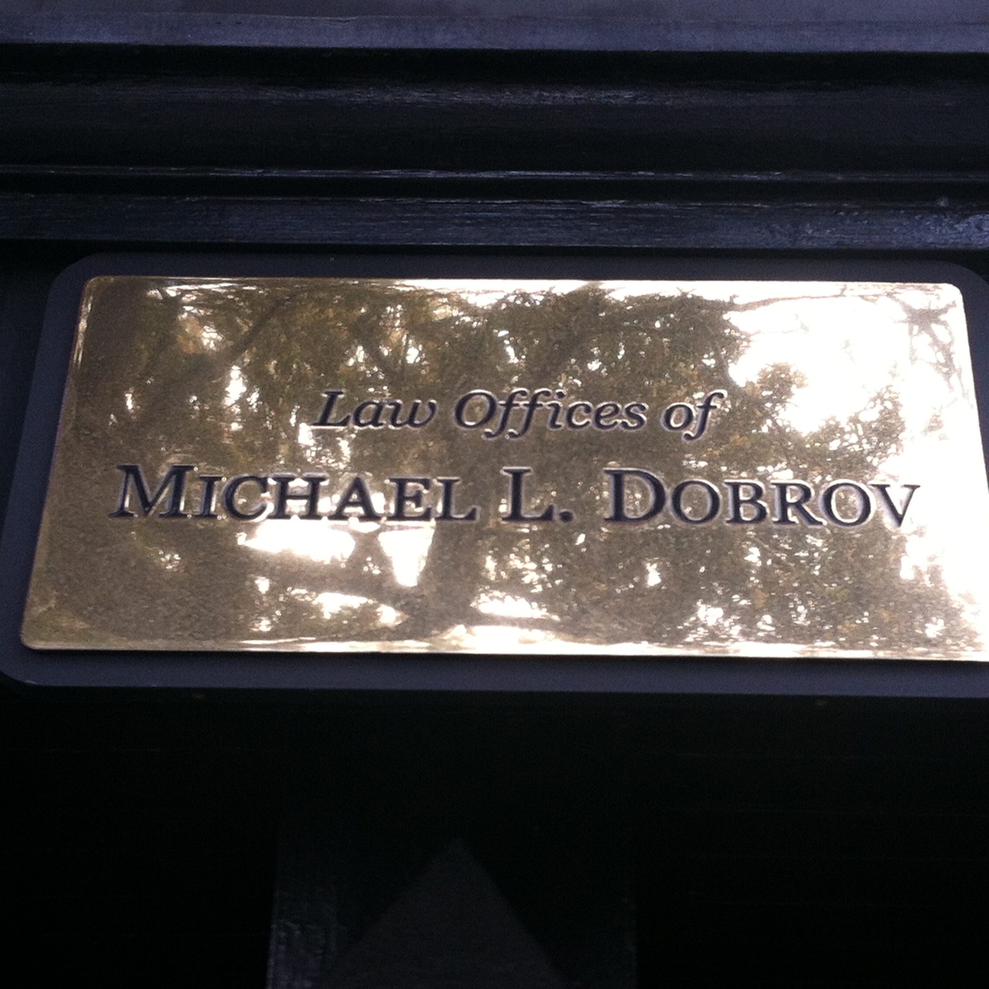 Law Offices Of Michael Dobrov