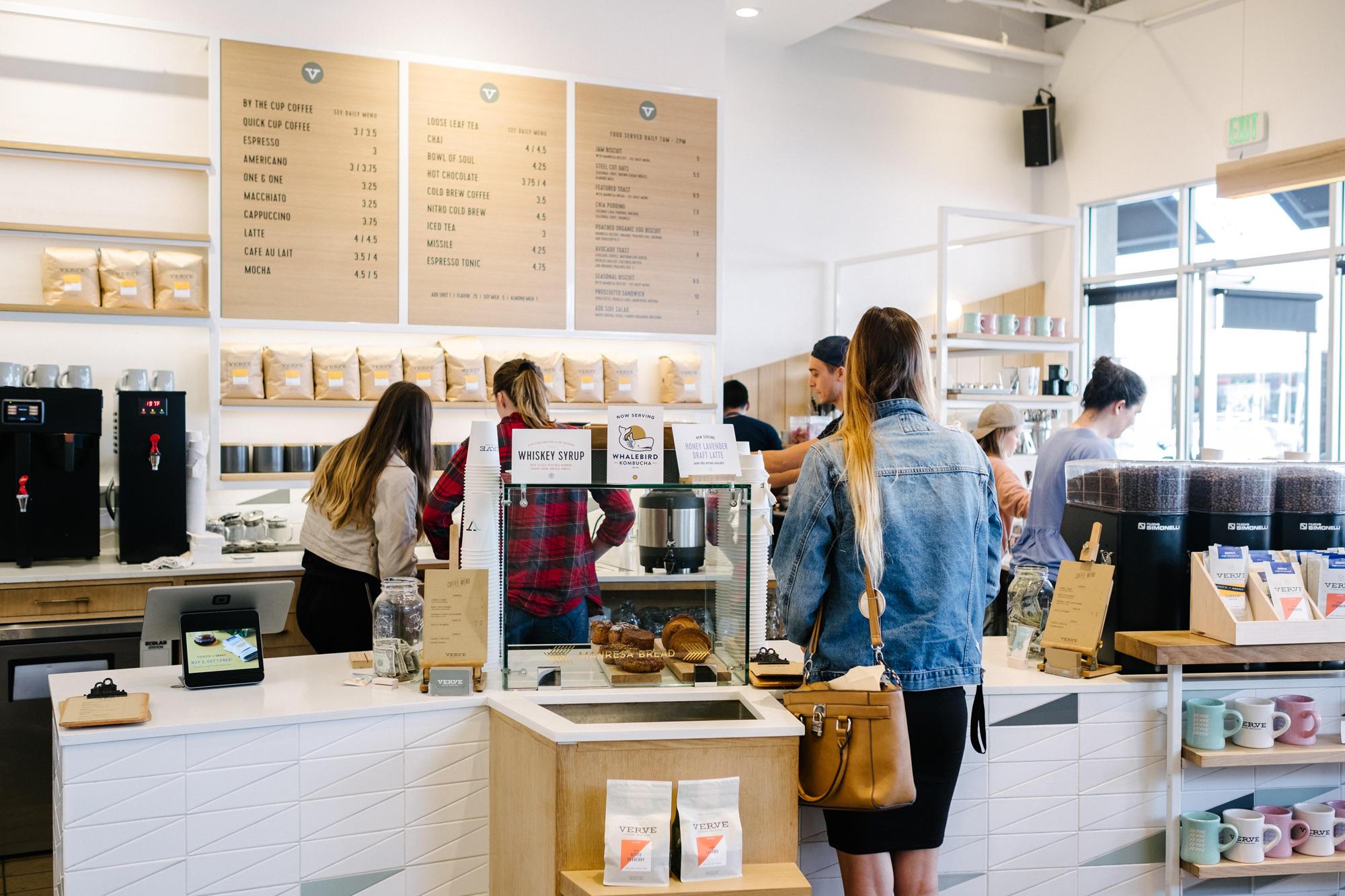 Verve Coffee Roasters in Santa Cruz, CA, photo #10