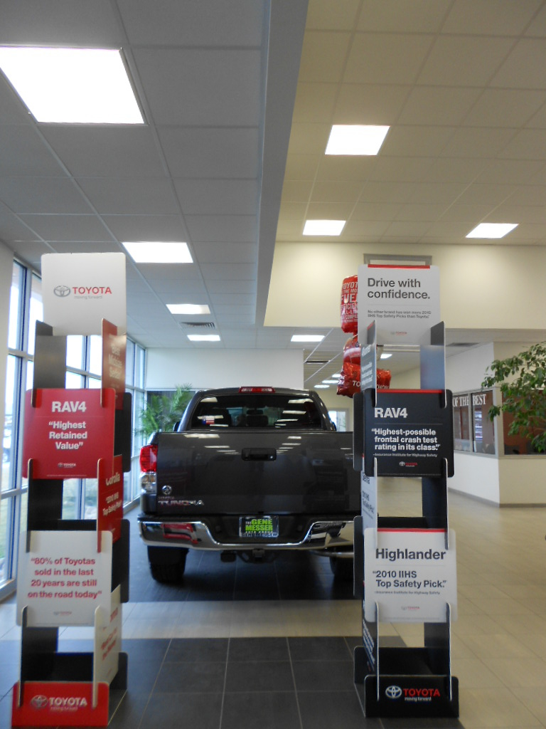 Gene Messer Toyota image 3