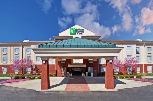 Holiday Inn Express & Suites Manchester-Conf Ctr(Tullahoma) - ad image