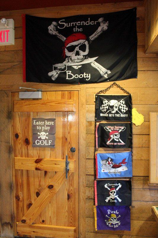 Mutiny Bay Adventure Golf