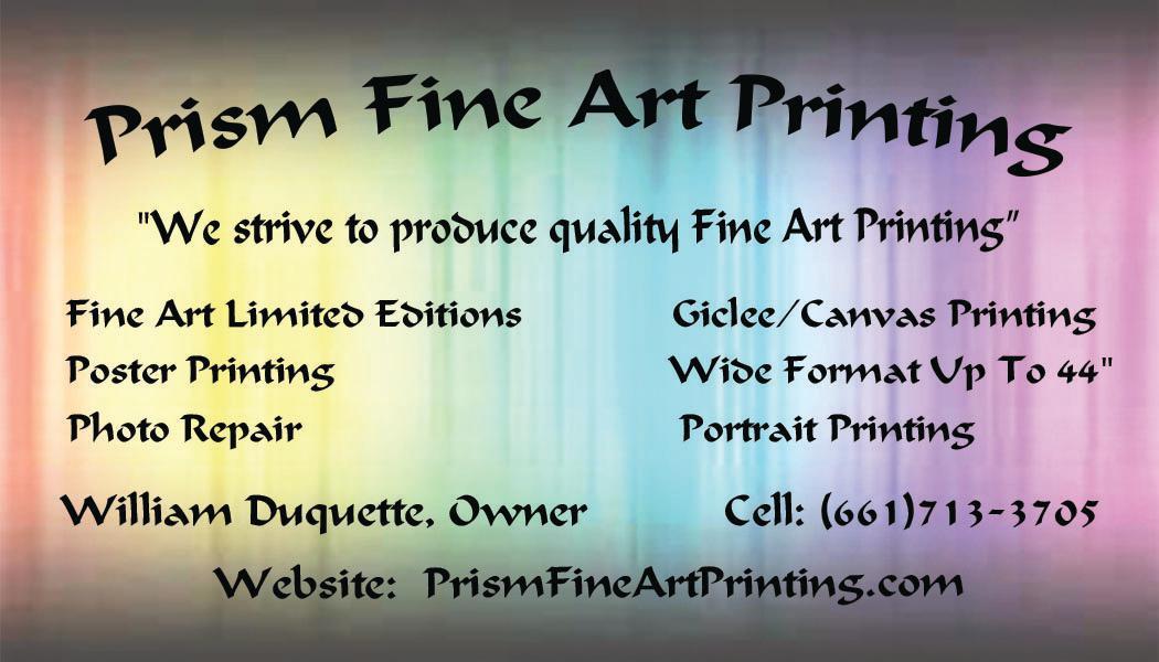 Prism Fine Art Printing image 0