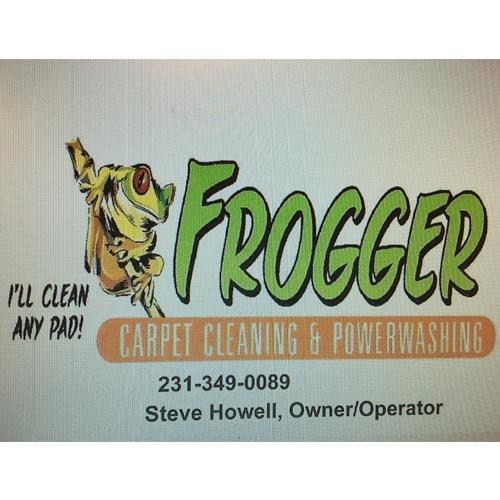 Frogger Carpet Cleaning And Powerwashing