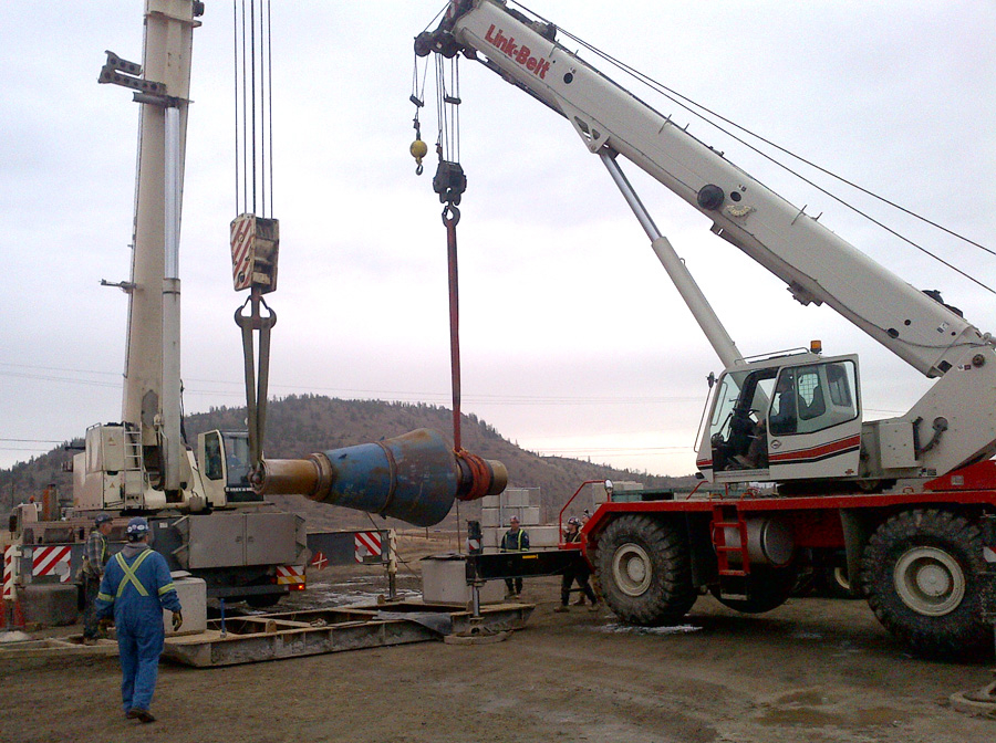 RKM Crane Services in Kamloops