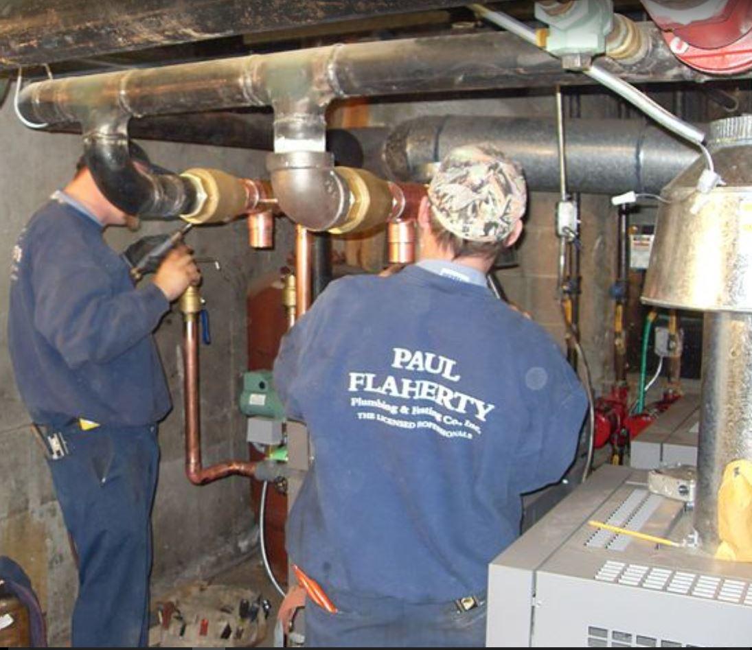 Paul Flaherty Plumbing Amp Heating Co Inc